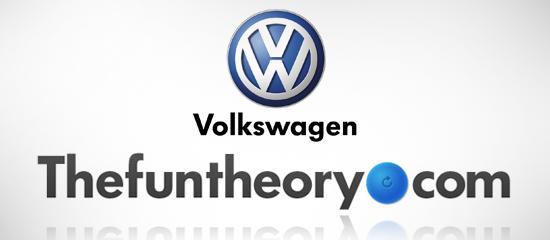 Volkswagen, Screen shot, funtheory.com, Gamification